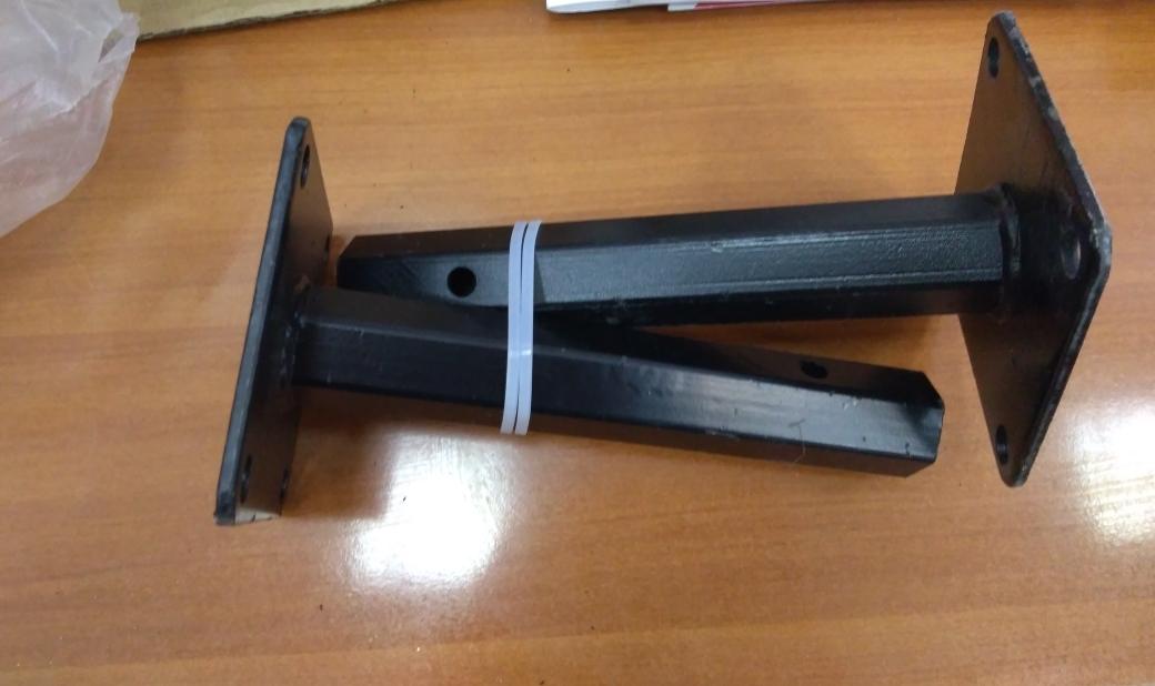 Ступицы AX23-200 на шестигранную ось 23мм комплект 2шт 4отв СТ23